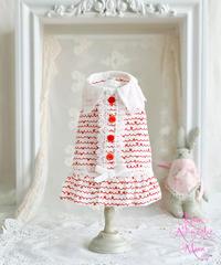 Ruban Rouge Dress (リュバンルージュドレス) Mサイズ