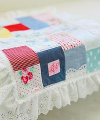 """""""在庫限り終了""""【Cafe Mat】 Lovely Collage Cafe mat(ラブリーコラージュカフェマット)"""