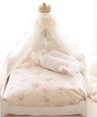 【 Boudoir 】ブードワール (天蓋つきベッド)  お布団カバーのみ