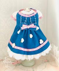 """""""残り1点""""【Sweetie Heidi】""""Tirol Jean Girls""""(チロルジーンガールズ)/ XS・Sサイズ"""