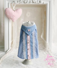 【Picnic of Marie Antoinette】Sweet Vichy blouse(スィートヴィシーブラウス)XSサイズ/Sサイズ