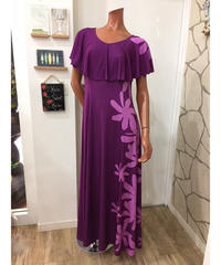 IPOLANI DRESS 【PURPLE】