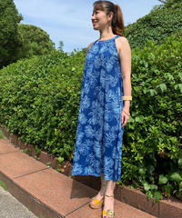 MANA DRESS   MID-0017IW    レフア イヴィ 【BLUE】