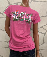 IMPORT Tシャツ 【PINK】