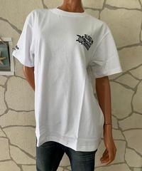 ALOHA MADE   MEN'S半袖Tシャツ ALOHA SURF  202MA1ST053【WHITE】