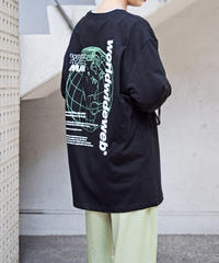 world wide ロンTee