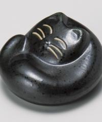 46031-458 黒マット猫