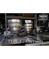 「TYPE1 | Chrysails Iron」size M