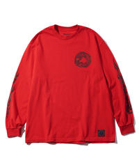 M&M×MASSES SP02 T-Shirts L/S