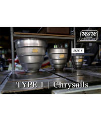 「TYPE1 | Chrysails Iron」size S