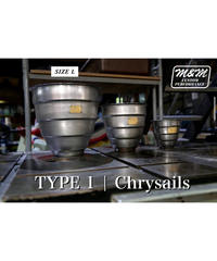 「TYPE1 | Chrysails Iron」size L
