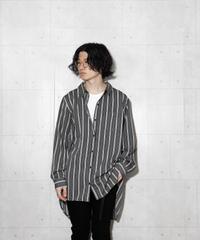 【カルバンクライン】ビッグドレープシャツ