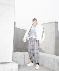 【DISCOVERED】Check pants