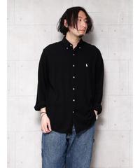 【ポロラルフローレン】ジャージシャツ