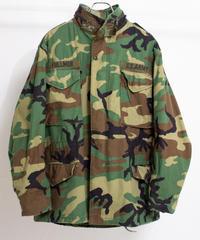 M-65ジャケット(カモ柄)