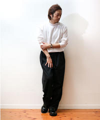 【RAINMAKER】MB別注DOUGI PANTS / BLACK