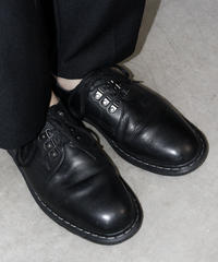 【Dr.Martin×nanamica】Plymouth MIE Officer Shoes