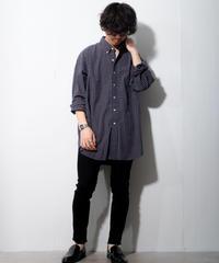 【ポロラルフローレン】ブロードチェックビッグシャツ