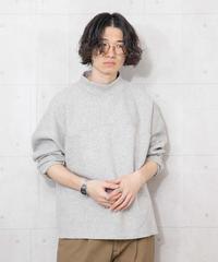 【COS】  モックネックスウェット
