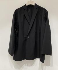 【RAINMAKER】ORIENTAL SHIRT JACKET / BLACK