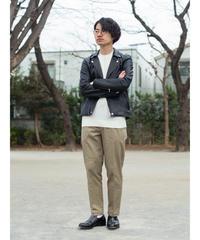 【STUDIOUS】ソフトラムダブルライダース
