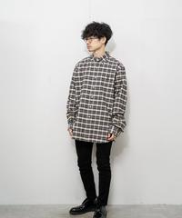 【ポロラルフローレン】オックスフォードチェックビッグシャツ
