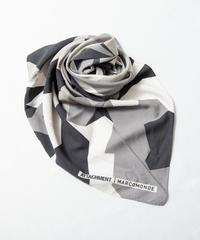 【MB×ATTACHMENT×MARCOMONDE】スカーフ