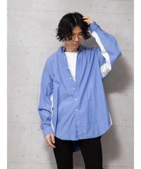 【リメイク】ドッキングビッグブロードシャツ