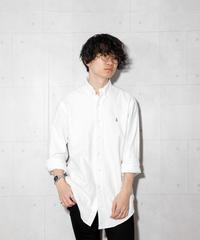 【ポロラルフローレン】ビッグブロードシャツ