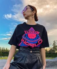 【シンプロ限定モデル】 95% Tシャツ(蛍光ピンク&ブルー・ブラック)