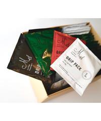 [定期便] スペシャルティーコーヒードリップパック 4種×8pack  (送料込)