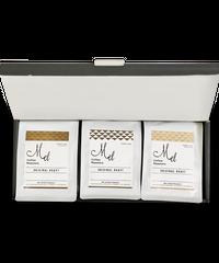 【  COFFEE BEANS GIFT SET   】  200g×3種 お得なコーヒー豆ギフトセット(送料無料)