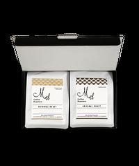 【  COFFEE BEANS GIFT SET  】  200g×2種類 お得なコーヒー豆ギフセット