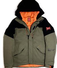 MSSDサーモライトmilitary jacket