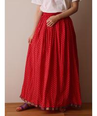 All pattern skirt