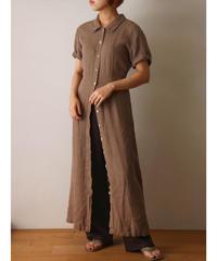 S/S linen one piece