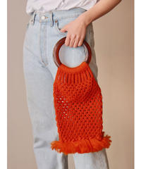 Design net hand bag