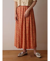 """Calvin Klein STUDIO""  all pattern rayon skirt"
