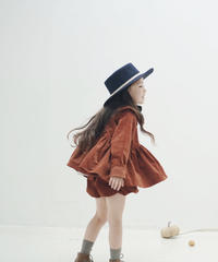corduroy Bloomer red clay