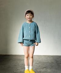 Cashmere  cardigan (blue)