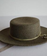 Flat-top hat(Green)