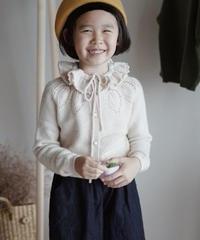 Patterned sweater(Beige)