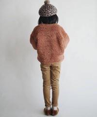 corduroy trousers (Camel)