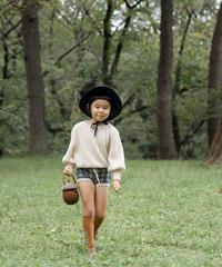 Kids cashmere sweater (ivory)