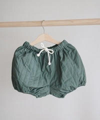 Quilt bloomers(Green)