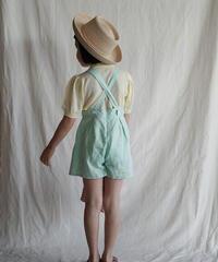 Suspender shorts(mint)