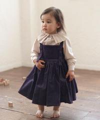 Suspender dress(Violet)