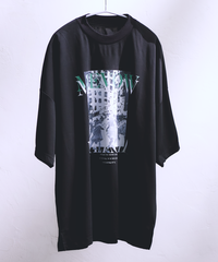 【7.14(WED)19:45-Pre-order】MEVOW  GRAPHIC T(Black)