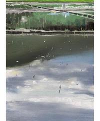坂口恭平 作品「池上の田んぼ」