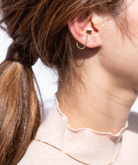 Various Pierce & Earcuff U(Square)/ ambiek